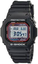 Casio G-Shock Digital Tough Solar Atomic 200m Black Resin Watch GWM5610-1