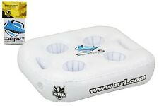 """NRL Inflatable Drink Tray / Seat Cushion / Sign """"Match Day Mate"""" Cronulla Sharks"""
