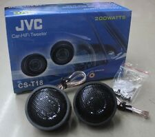 Cheap !!!! Cheap !!!!1 pair JVC CS-T18 200wats car dome tweeter  Car Audio