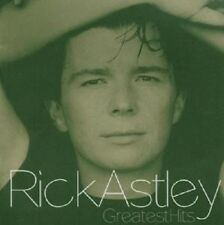 "RICK ASTLEY ""GREATEST HITS"" CD NEW+"