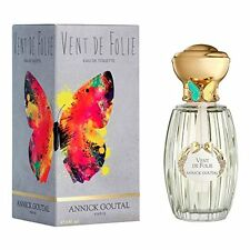 Annick Goutal Vent de Folie EDP Eau De Parfum 3.4 oz / 100 ml New B'fly Edition