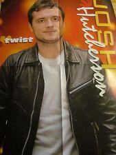 Josh Hutcherson, Four Page Foldout Poster