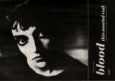 27/4/91 Pgn52 Advert: blood A New Double Album From This Mortal Coil 7x11