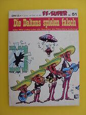 FF-Super 51: Lucky Luke. Die Daltons spielen falsch..