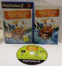 Console Game SONY Playstation 2 PS2 PAL ITALIANO BOOG & ELLIOT A CACCIA DI AMICI