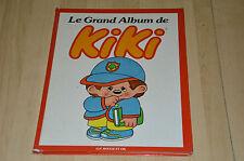 Livre Le Grand Album de Kiki - GP Rouge et Or / 1984