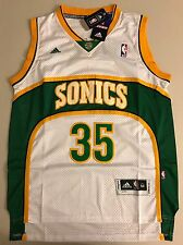 Kevin Durant Seattle Supersonics Jersey Size Medium