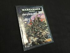 GW 40k Imperial Guard Codex Imperial Guard (5th Edition) Softcover Book