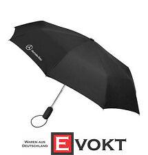 Mercedes-Benz Folding Pocket Black Umbrella Automatic  Genuine New