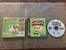 Harvest Moon: Back to Nature (PlayStation, PS1) Complete - Tested