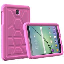 Poetic Turtle Skin Air Bumper Silicone Case Cover for Samsung Galaxy Tab S2 8.0