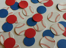 BASEBALL SPORTS BIRTHDAY PARTY OR BABY SHOWER DECOR CONFETTI