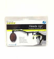CYCLEAWARE HEADS UP HEADSUP BICYCLE EYEGLASS GLASSES MIRROR NEW