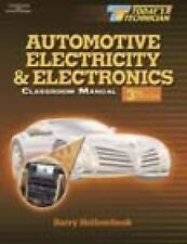 Automotive Electricity & Electronics Classroom Manual, 3rd Edition (Today's Tech