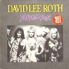 DAVID LEE ROTH Yankee Rose GER Press Warner 920 505-0 1986 Maxi 45 Tours
