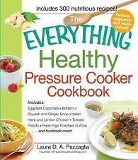 Healthy Pressure Cooker Cookbook : Includes - Eggplant Caponata, Butternut...