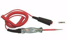 OEM TOOLS 25886  6 - 24 volt Circuit Tester w/ Coiled Cord
