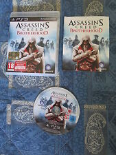 PS3 : ASSASSIN'S CREED : BROTHERHOOD - Completo, ITA ! Capolavoro! Prima stampa