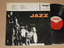 JAZZ - LP Amiga 850009 Jazz-Optimisten Manfred Krug, Rediske, Gerry Wolff