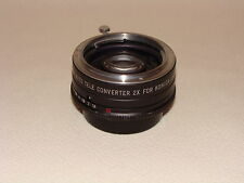 2x TELECONVERTER TO FIT KONICA SLR FILM CAMERAS