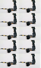 Lot of 10 Headphone Headset Audio Jack Ribbon Flex Cable for iPad 2 Wifi Version