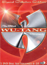 The Wu-Tang Clan: The Hidden Chambers Collection, Vol. 6-10 U-God, Raekwon, Gen