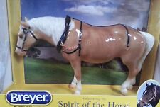 Breyer Traditional Old Timer glossy Palomino 430002 NIB wearhouse find