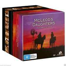 McLeod's Daughters Complete Saga Series 1 2 3 4 5 6 7 8 (52 Disc)  NEW DVD BOX