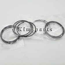 New 4 Sets STD Piston Ring for Kubota V1505 Diesel Engine Expedited Shipping