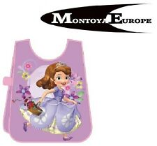 Kids Children Protective Apron Disney SOFIA the First