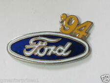 1994 Ford Pin Badge   Ford Oval  Logo Auto Year Pin