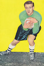 Football Photo EDDIE HOPKINSON Bolton Wanderers 1950s
