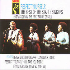Staple Swingers-Respect Yourself CD NEW