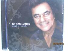 Johnny Mathis - A Night To Remember  (CD 2008)