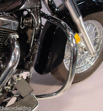 Kawasaki VN1500 1500 Vulcan CLASSIC - chrome crash/freeway/highway bars