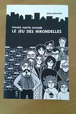 Zeina Abirached ~ Le Jeu Des Hirondelles 9782916589093