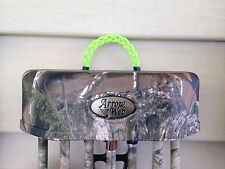 Mathews Braided Neon Green Quiver Loop Creed Chill No Cam Z2 ZXT Helim Z7