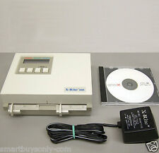 X-Rite 880 Color Photographic Densitometer Power supply & manual Excellent Cond.