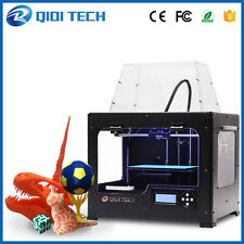 2017 New arrival ! QIDI TECH desktop 3D Printer print with 1.75mm ABS PLA