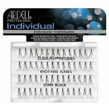 Ardell DuraLash Individual Long Flare Lashes, Black 56 ea