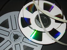Cine Film To DVD TRANSFER SERVICE Super 8 Std 8mm 200ft