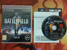 BATTLEFIELD 3 FOR PLAYSTATION 3 PS3 SHIPPING 24/48H