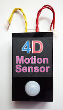 4D Automatic Occupancy Motion Sensor Detector for Light Fans PIR Switch