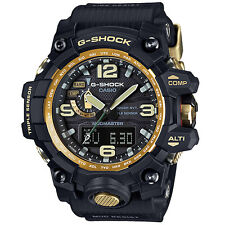 Casio G-Shock GWG-1000GB-1 GWG-1000GB Gold ion Plated Bezel Watch Brand New