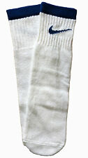 3 PACK - Nike Logo Sports Socks - White 3 pairs Mens, Womens, Adults