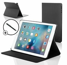 Forefront cas ® black clam shell Smart Housse Apple iPad Pro 9,7 + Stylet