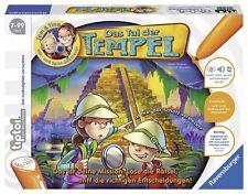 Ravensburger 00529 tiptoi Tom und Tina Das Tal der Tempel 1-4 Spieler ab 7 Jahre