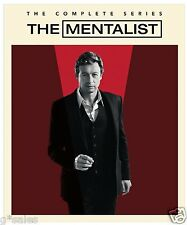The Mentalist Complete Series ~ Season 1-7 (1 2 3 4 5 6 7)  NEW 34-DISC DVD SET