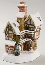 David Winter Cottage YE MERRY GENTLEMENS LODGING #1181 *NIB* Beautiful Piece*