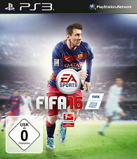 Sony Playstation 3 PS3 Spiel FIFA 16